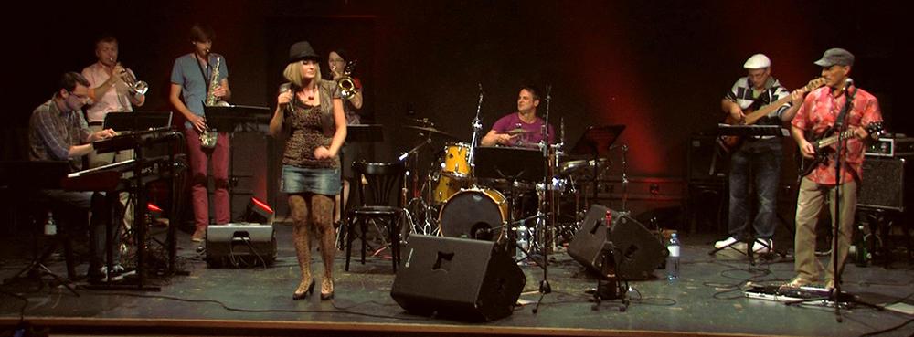 Foto vom Konzert im Spielraum Gaspoltshofen